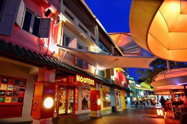 Clarke Nightlife, Honeymoon Specials in Singapore - Tour