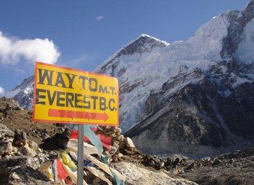 Mt. Everest Base Camp - Tour