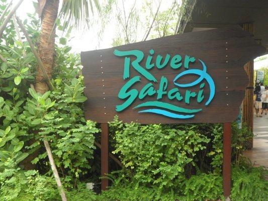 River Safari Tickets in Singapore - Tour