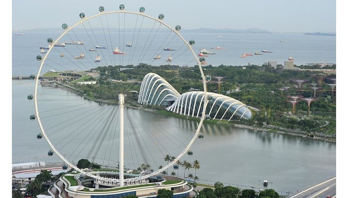 Singapore Flyer Tickets in Singapore - Tour
