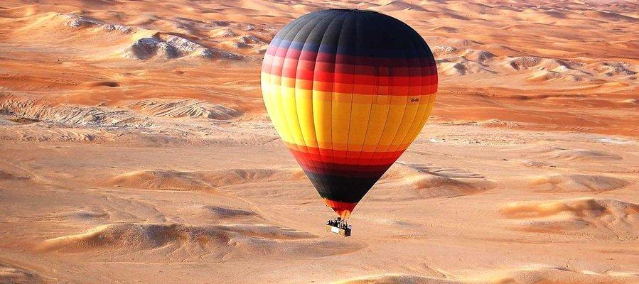 Hot Air Ballooning Tickets in Dubai - Tour