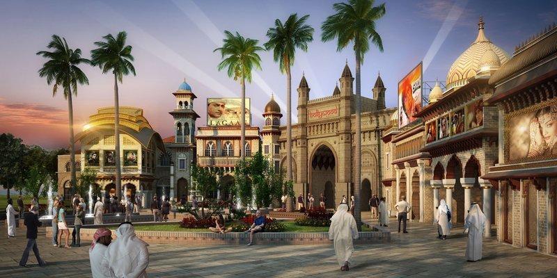 Dubai Park - Bollywood Tickets in Dubai - Tour