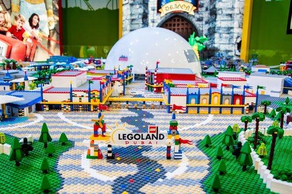 Dubai Park - Legoland Water Park Tickets in Dubai - Tour