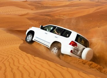 TRIO COMBO Desert Safari, Dhow Cruise and City Tour, Sightseeing in Dubai - Tour