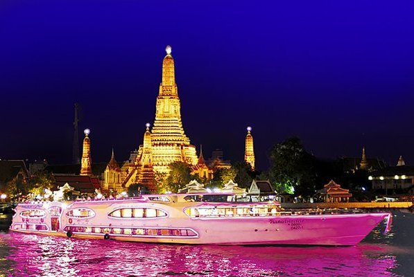 Dinner Cruise by Grand Pearl Tour Tickets in Bangkok - Tour