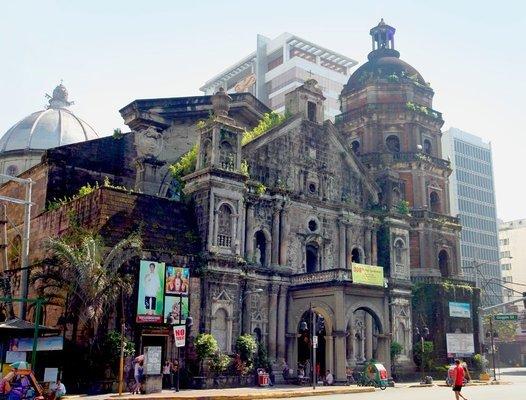 Manila Churches, Sightseeing in Manila - Tour