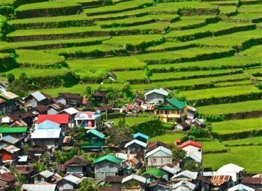 Banaue Rice Terraces, Sightseeing in Manila - Tour