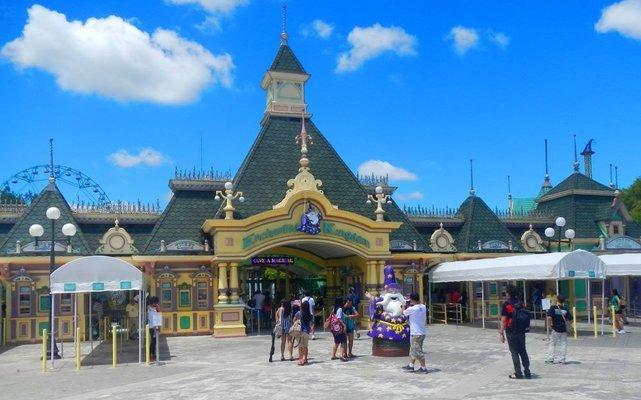 Enchanted Kingdom Laguna, Sightseeing in Manila - Tour