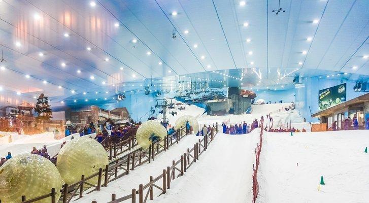 Ski Dubai Tickets in Dubai - Tour