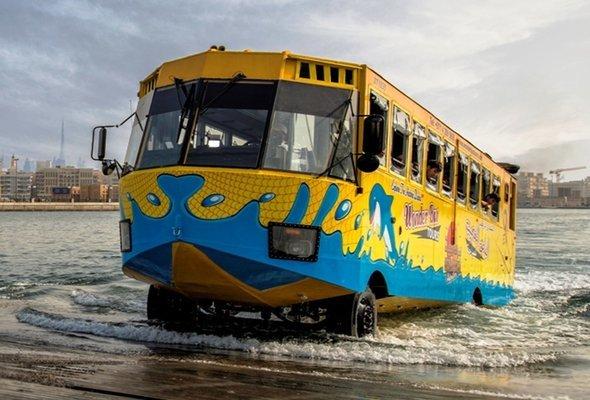 Wonder Bus Dubai Tickets in Dubai - Tour