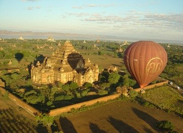 Balloon Ride Angkor Wat with Tuk Tuk, Sightseeing in Siem Reap - Tour