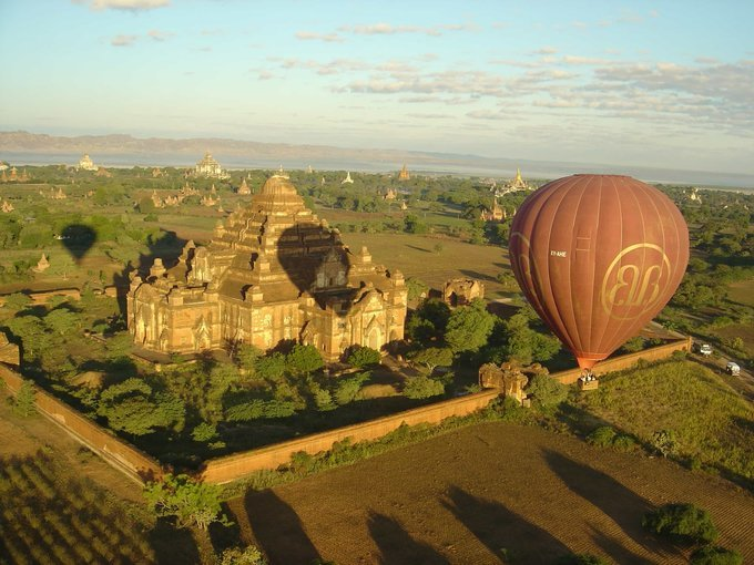 Balloon Ride Angkor Wat with Tuk Tuk, Sightseeing in Siem Reap - Tour