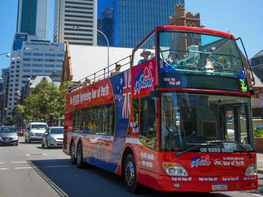 Big Bus Tour Tickets in Dubai - Tour