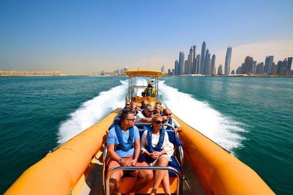Yellow Boat Ride Tickets in Dubai - Tour