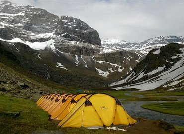 Rupin Pass Trek - Tour