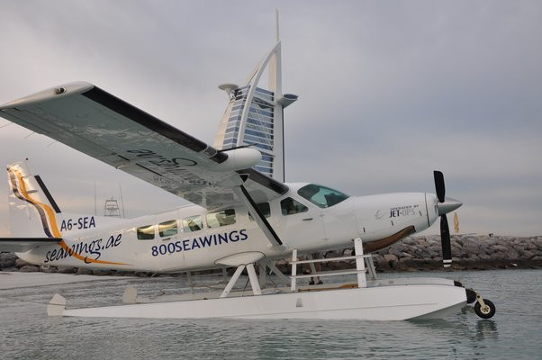 Sea Plane Tickets in Dubai - Tour