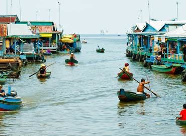 Kampong Phluk - Tonle Sap Lake Tour, Sightseeing in Siem Reap - Tour