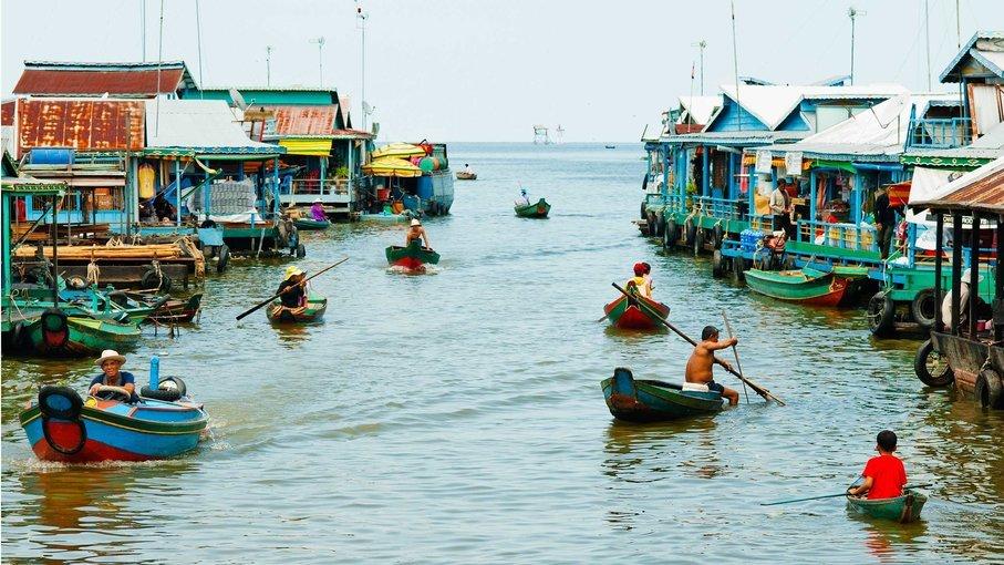 Kampong Phluk - Tonle Sap Lake Tour, Sightseeing in Siem Reap - Tour