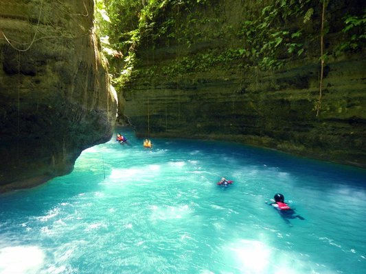 Canyoneering + Kawasan Falls Adventure, Sightseeing in Cebu - Tour