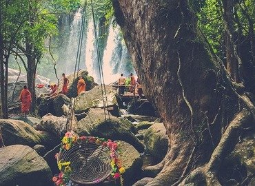 Phnom Kulen Waterfall Tour, Sightseeing in Siem Reap - Tour