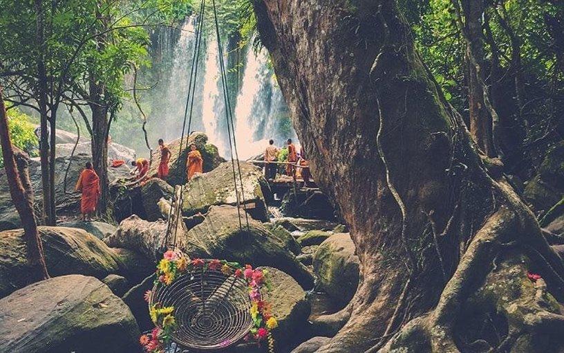Phnom Kulen Waterfall Tour, Sightseeing in Siem Reap - Tour