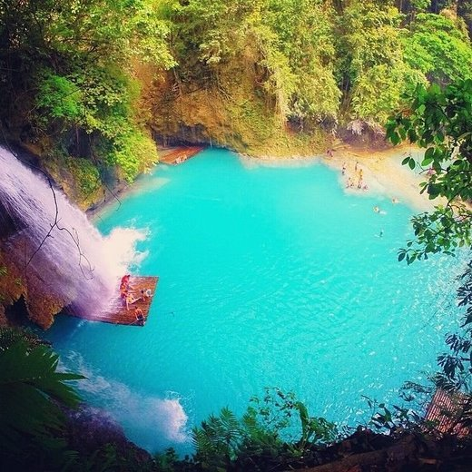 Pescador Island + Kawasan Falls, Sightseeing in Cebu - Tour