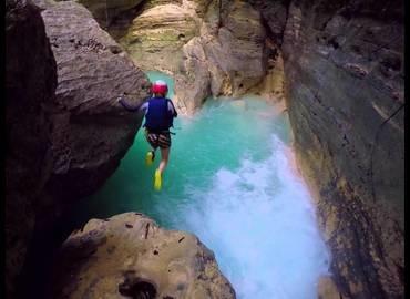 Osmena Peak and Canyoneering, Sightseeing in Cebu - Tour