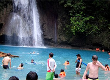 Kawasan Falls and Osmena Peak, Sightseeing in Cebu - Tour