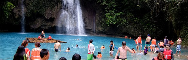 Kawasan Falls and Osmena Peak, Sightseeing in Cebu - Tour