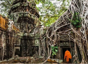 Tuk Tuk to Angkor Wat Tour, Sightseeing in Siem Reap - Tour