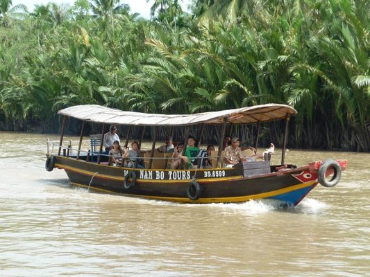 My Tho and Ben Tre Excursion with Lunch, Sightseeing in Ho Chi Minh - Tour