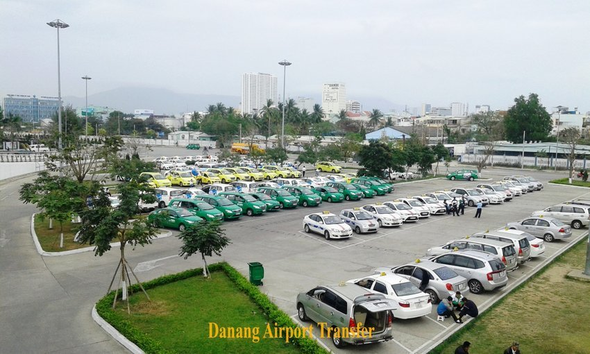 Airport Transfer from Airport to Da Nang Hotel, Private Transfers in Da Nang - Tour