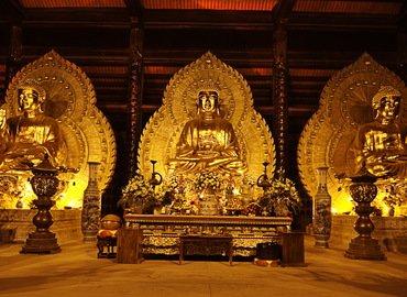 Trang An and Bai Dinh Pagoda Tour, Sightseeing in Hanoi - Tour