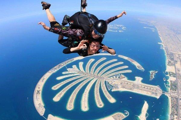Skydive Tickets in Dubai - Tour
