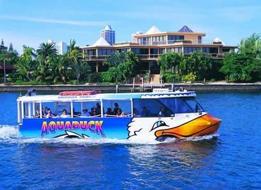 Aquaduck Tickets in Gold Coast - Tour