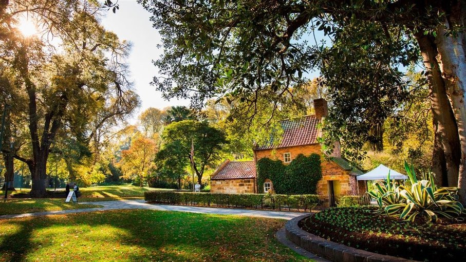 Cooks' Cottage and Fitzroy Garden Tickets in Melbourne - Tour