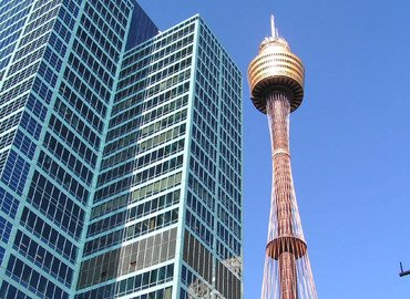 Sydney Tower Eye & 4D Cinema Experience Tickets in Sydney - Tour