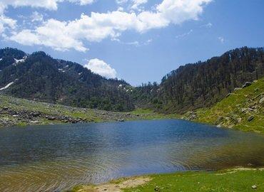 Overnight Kareri Lake Trek - Tour