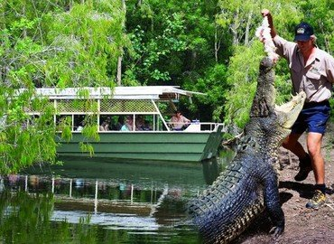 Hartleys Crocodile Tickets in Cairns - Tour