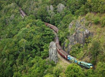 Kuranda Scenic Railway Tickets in Cairns - Tour