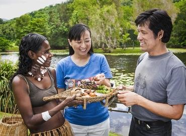 Tjapukai Aboriginal Park Tickets in Cairns - Tour