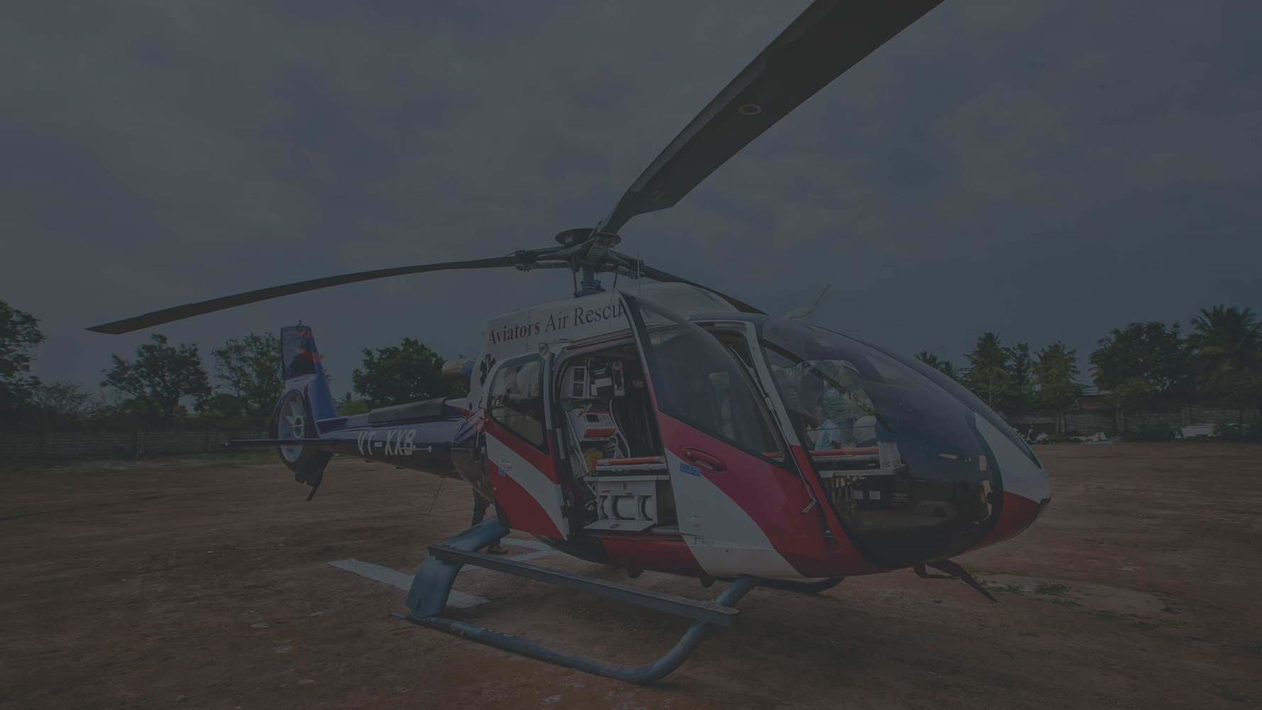 Air Ambulance Service in South India