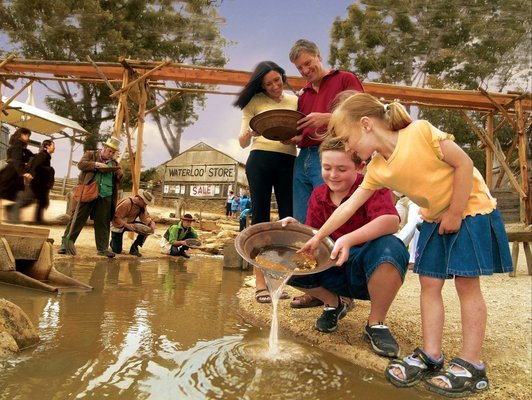 Sovereign Hill Gold Rush Tour, Sightseeing in Melbourne - Tour