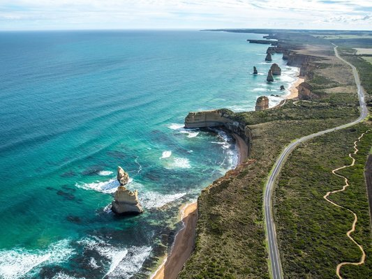 Great Ocean Road and 12 Apostles Tour, Sightseeing in Melbourne - Tour