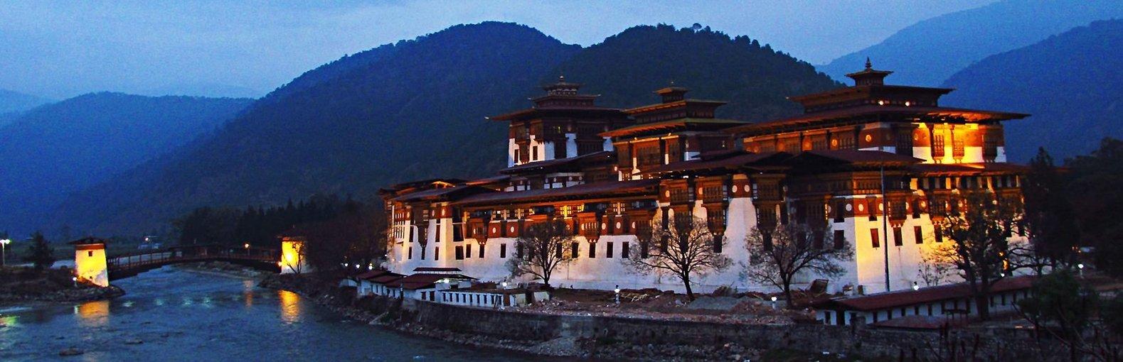 Bhutan - Land of the Thunder Dragon! - Tour