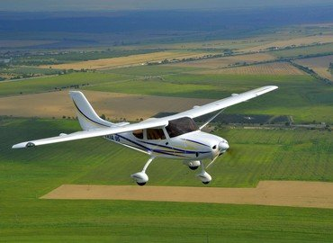 Micro Light Flying - Tour