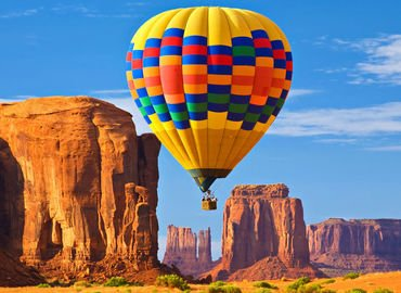 Hot Air Balloon - Tour