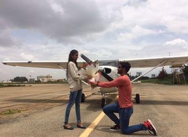 Cessna Aeroplane JoyRide - Tour