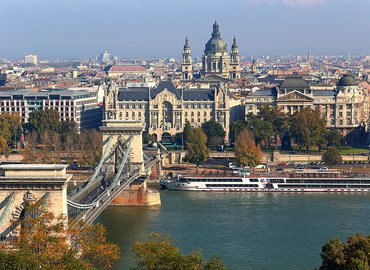 Magnificent Europe 15 days Amsterdam to Budpaest - Tour