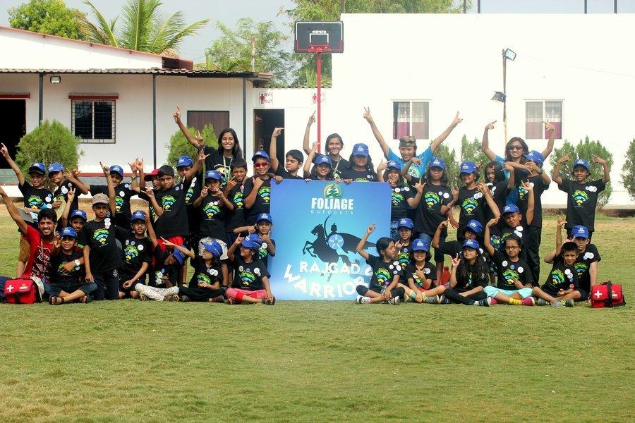 Rajgad Base Camp - Tour